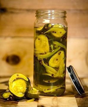 b&b pickles open jar